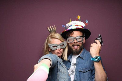 Photobooth Geburtstag
