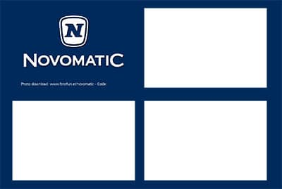 Novomatic Fotobox 2019