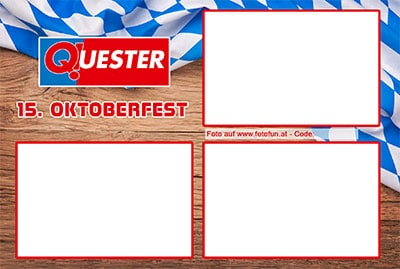 Quester Oktoberfest Fotobox 2019