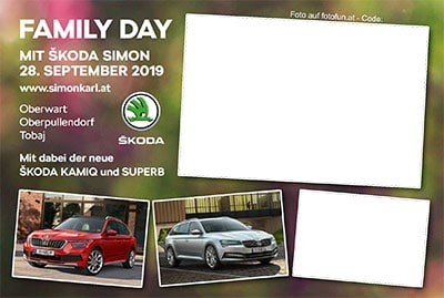 Skoda Simon Fotobox 2019